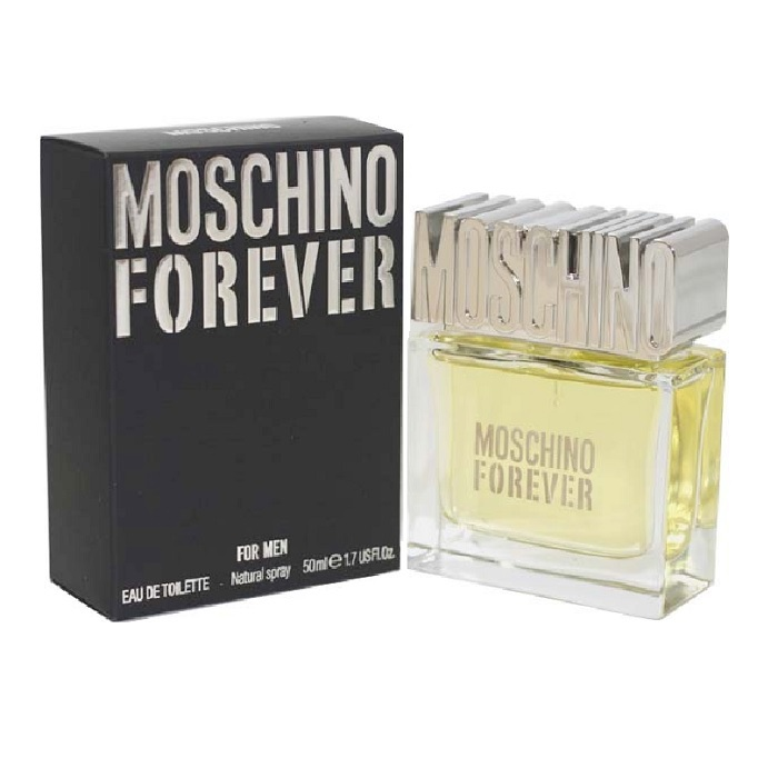 Moschino Forever Cologne by Moschino 1.7oz Eau De Toilette spray for Men