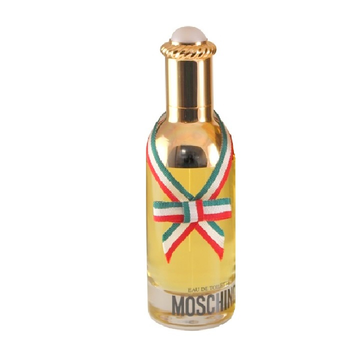 Moschino Tester Perfume by Moschino 2.5oz Eau De Toilette spray for Women
