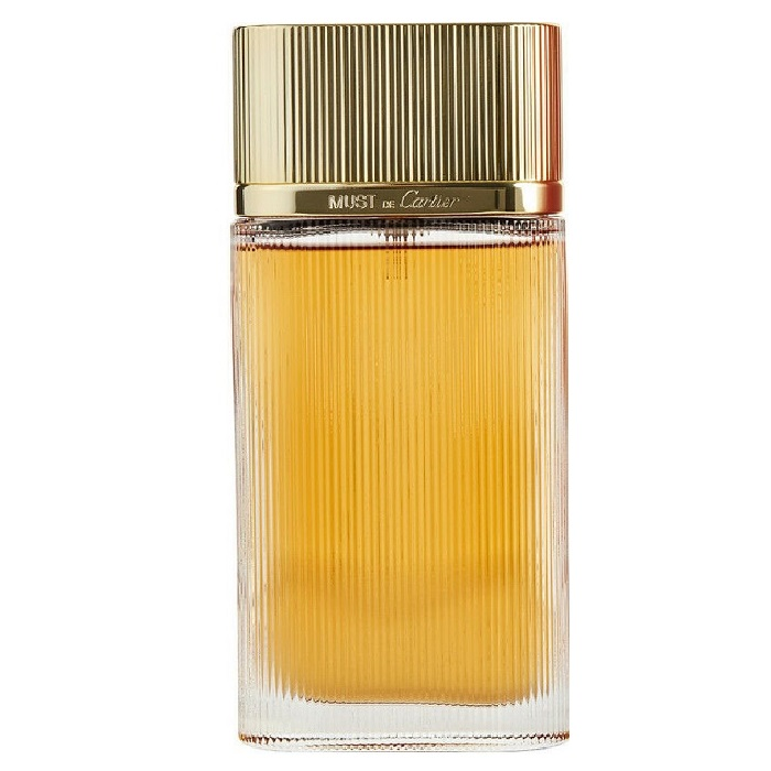 Must de Cartier Tester Perfume by Cartier 3.3oz Eau De Toilette Spray for women