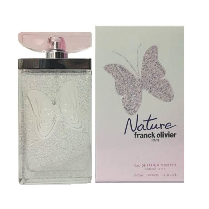 Nature Perfume by Franck Olivier 2.5oz Eau De Parfum spray for Women