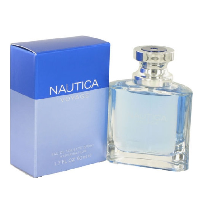 Nautica Voyage Cologne by Nautica 1.7oz Eau De Toilette spray for Men