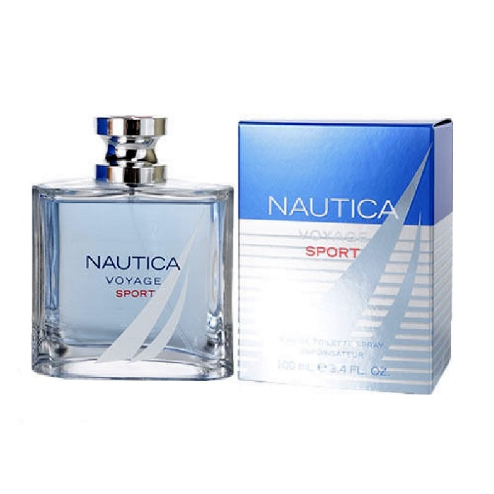 Nautica Voyage Sport Cologne by Nautica 3.4oz Eau De Toilette spray for Men