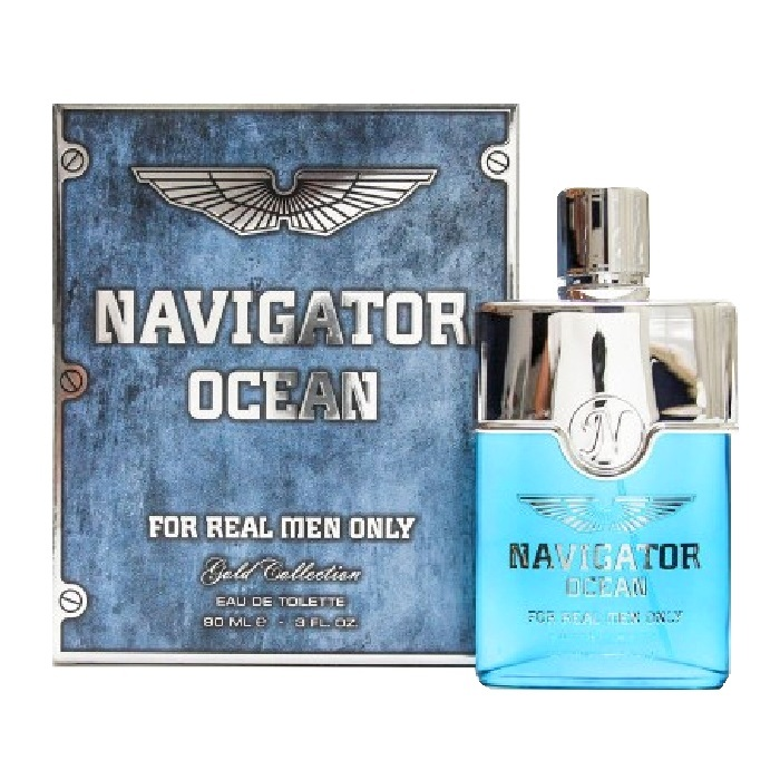 Navigator Ocean Cologne by New Brand 3.0oz Eau De Toilette spray for men