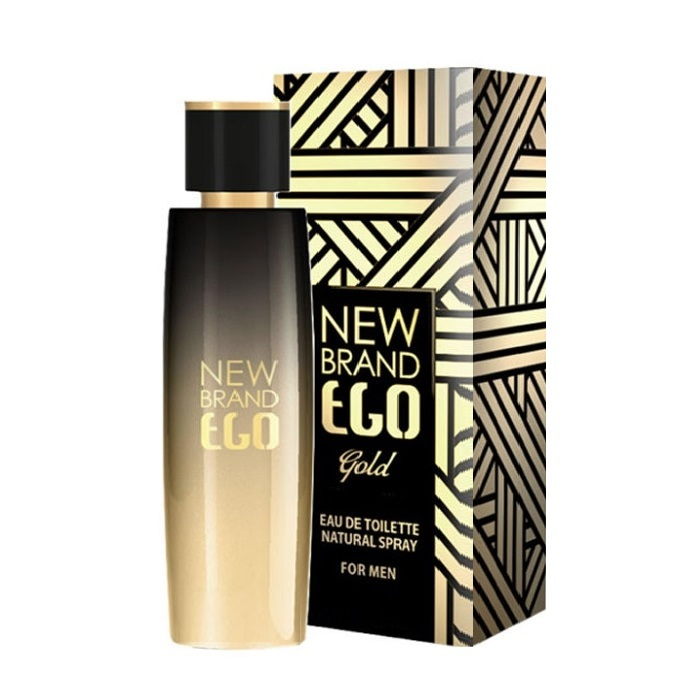 New Brand Ego Gold Cologne