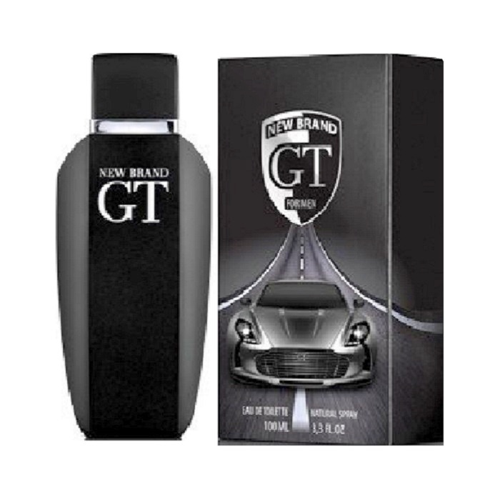 New Brand GT Cologne by New Brand 3.3oz Eau De Toilette spray for men