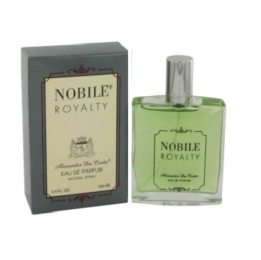 Nobile Royalty Cologne by Alexander De Casta 3.4oz Eau De Toilette spray for Men