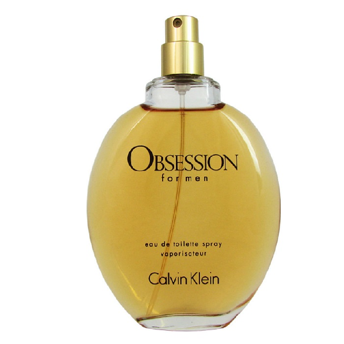 Obsession Tester Cologne by Calvin Klein 4.0oz Eau De Toilette spray for Men