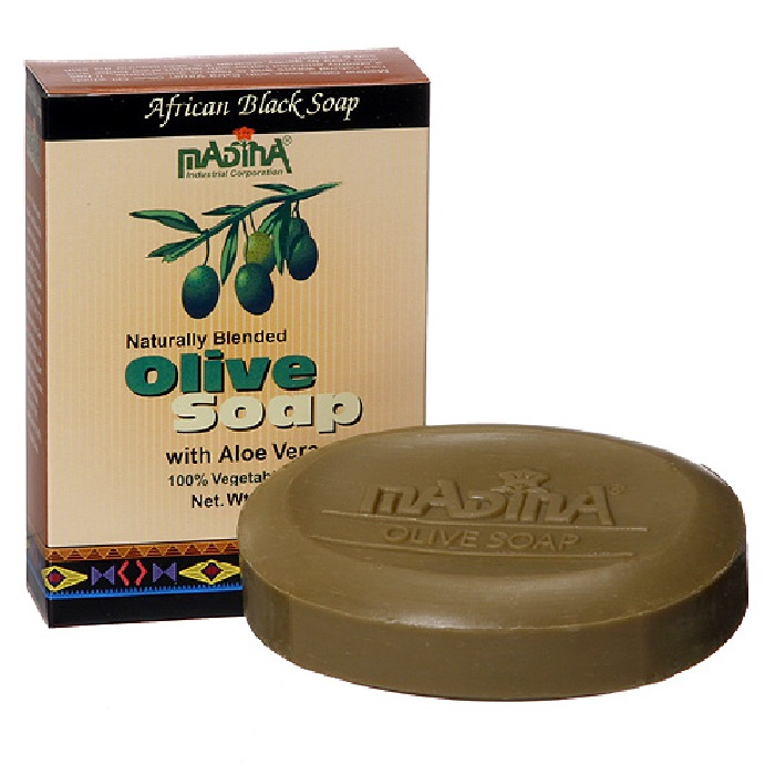 Olive Soap - Pack of 6 pieces