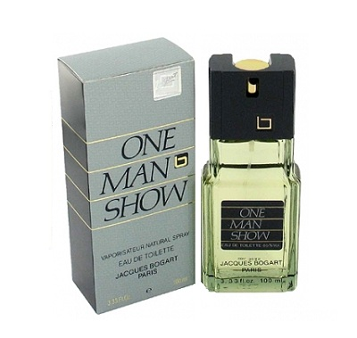 One Man Show Cologne by Jacques Bogart 3.3oz Eau De Toilette spray for Men