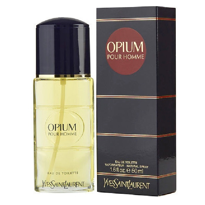 Opium Cologne by Yves Saint Laurent 1.6oz Eau De Toilette spray for men