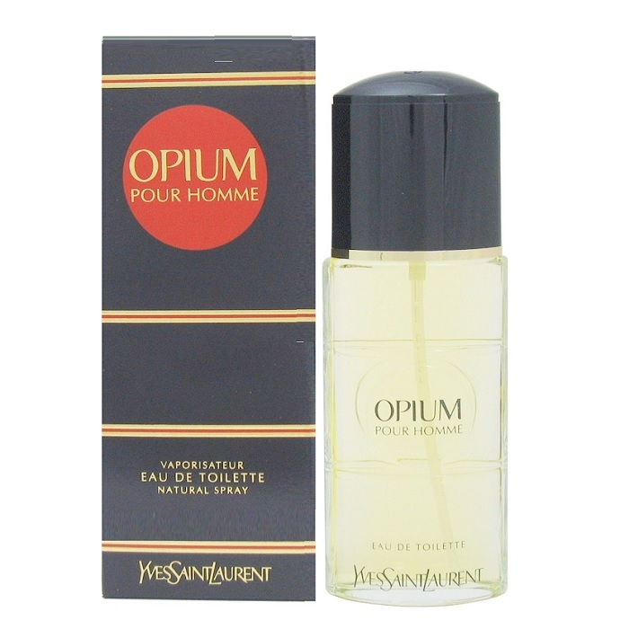 Opium Cologne by Yves Saint Laurent 1.0oz Eau De Toilette spray for men