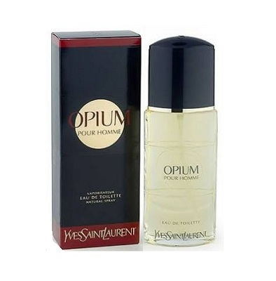 Opium Cologne by Yves Saint Laurent 3.4oz Eau De Toilette spray for Men