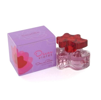 Oscar Violet Perfume by Oscar de la Renta 2.0oz Eau De Toilette spray for Women