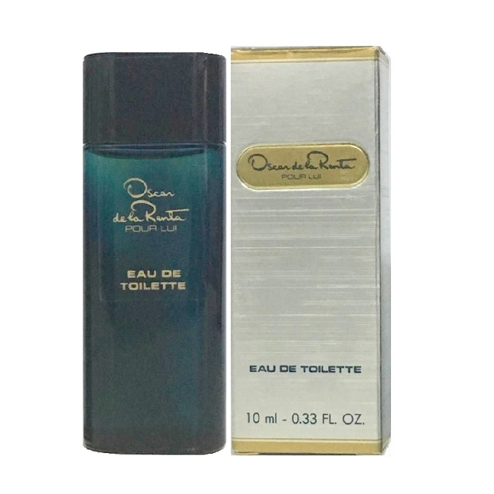Oscar pour Lui Mini Cologne by Oscar de la Renta 0.33oz / 10ml Eau De Toilette for Men