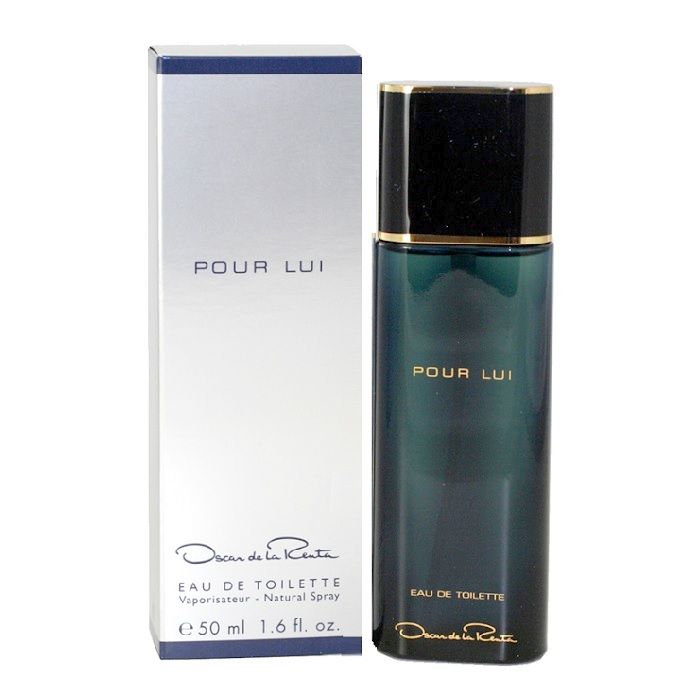 Oscar pour Lui Cologne by Oscar de la Renta 1.6oz Eau De Toilette spray for Men