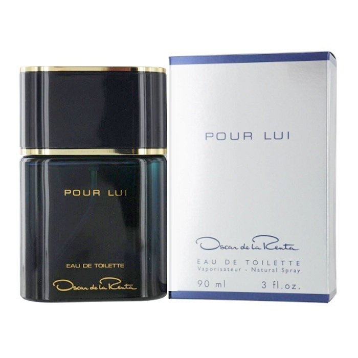 Oscar pour Lui Cologne by Oscar de la Renta 3.0oz Eau De Toilette spray for Men