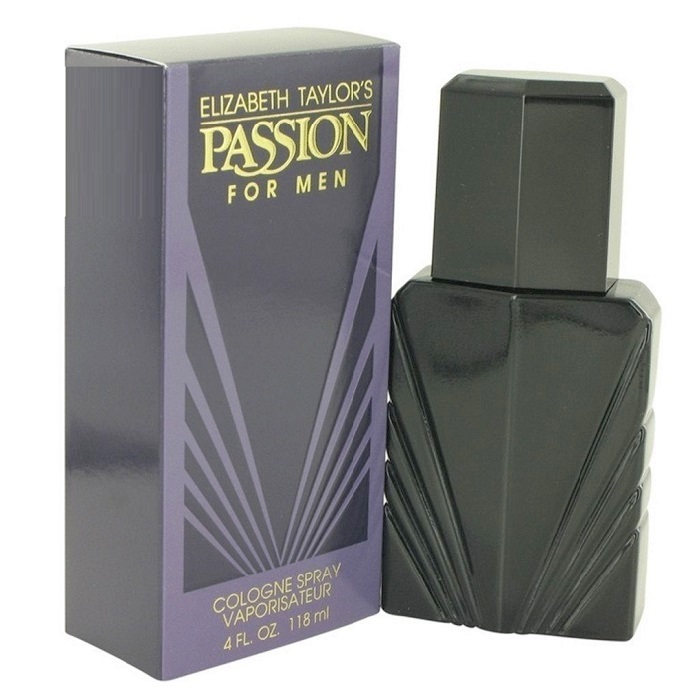 Passion Cologne by Elizabeth Taylor 4.0oz Eau De Toilette Spray for men