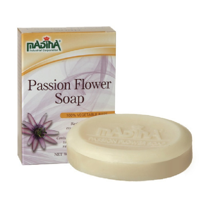 Passion Flower Soap - Pack of 6 pieces