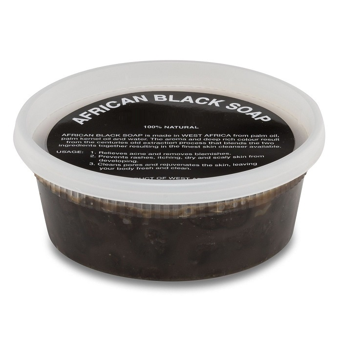 Paste - African Raw Black Soap 16oz / 1lb