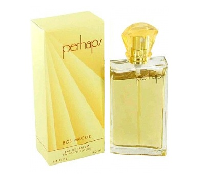 Perhaps Perfume by Bob Mackie 3.4oz Eau De Parfum spray for Women