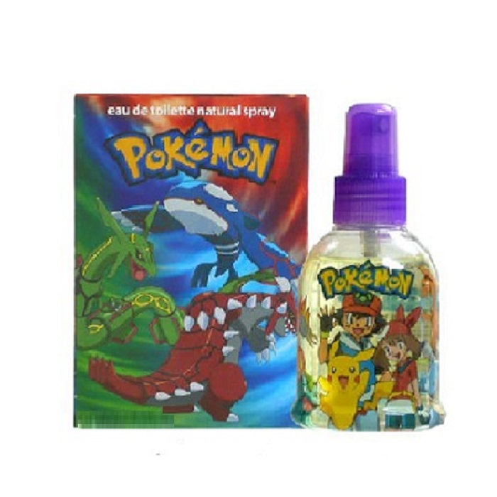 Pokemon Cologne