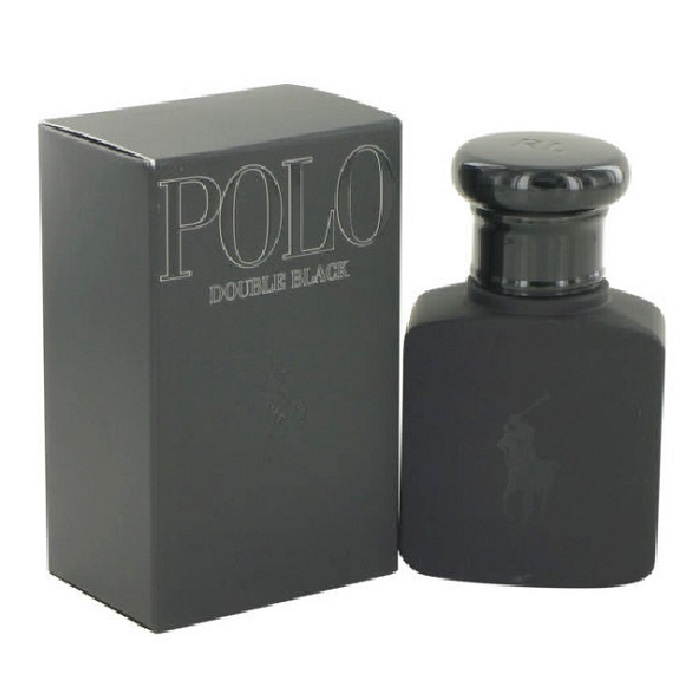 Polo Double Black Cologne by Ralph Lauren 1.36oz Eau De Toilette spray for Men