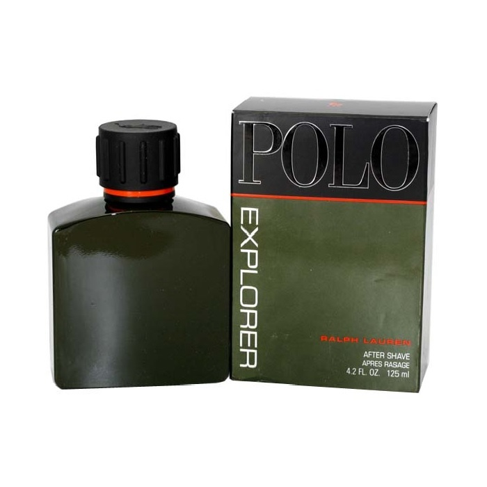 Polo Explorer After Shave Gel by Ralph Lauren 4.2oz for Men