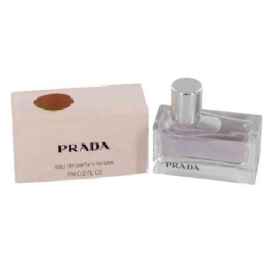 Prada Tendre Mini Perfume by Prada 7ml Eau De Parfum for Women