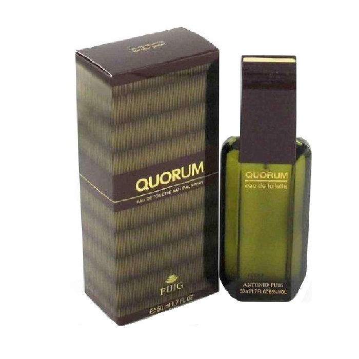 Quorum Cologne by Antonio Puig 1.7oz Eau De Toilette spray for men