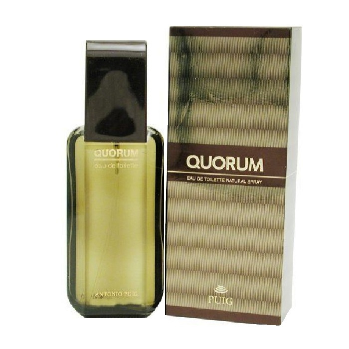 Quorum Cologne by Antonio Puig 3.4oz Eau De Toilette spray for Men