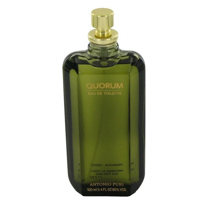 Quorum Tester Cologne by Antonio Puig 3.4oz Eau De Toilette spray for Men