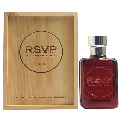 Kenneth Cole RSVP Cologne by Kenneth Cole 1.7oz Eau De Toilette spray for Men
