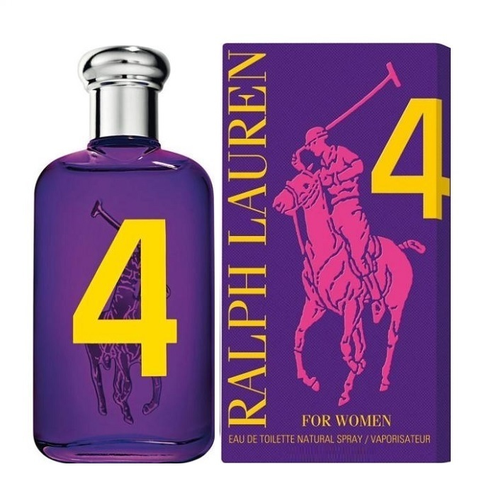 Ralph Lauren Big Pony Purple #4 Perfume