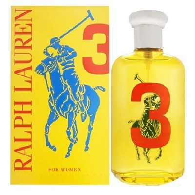 Ralph Lauren Big Pony Yellow #3 Perfume
