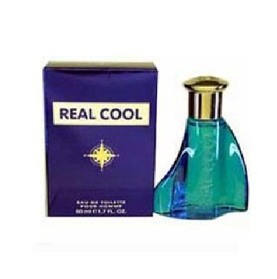 Real Cool Cologne by Victory international 3.4oz Eau De Toilette spray for men