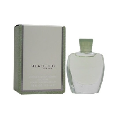 Realities Mini Cologne by Liz Claiborne 5.3ml Cologne spray for Men