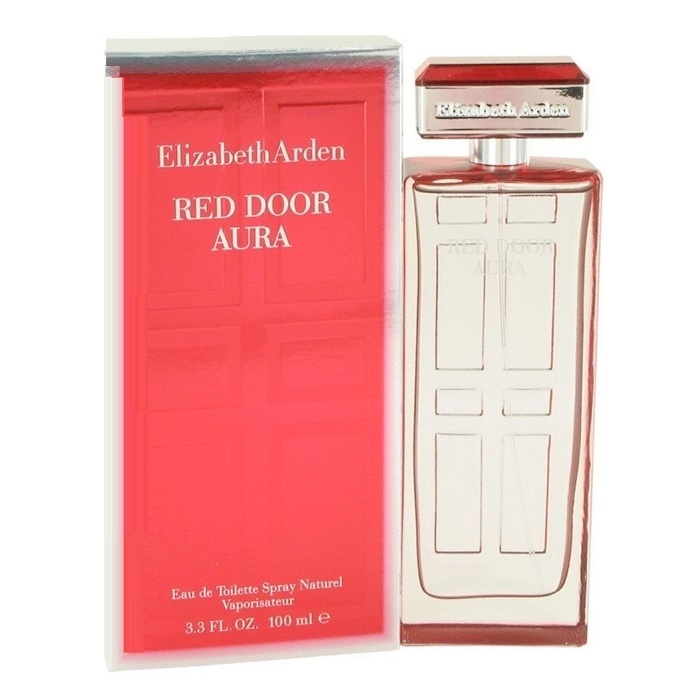 Red Door Aura Perfume by Elizabeth Arden 3.3oz Eau De Toilette spray for Women