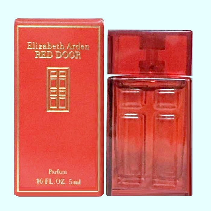 Red Door Mini Perfume by Elizabeth Arden 0.16oz / 5ml Parfum for Women