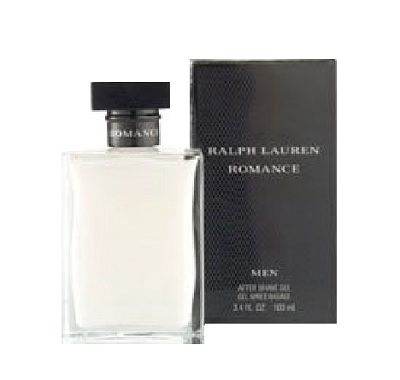 Romance After Shave Gel by Ralph Lauren 3.4oz for Men