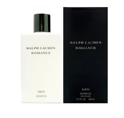 Romance Shower Gel by Ralph Lauren 6.7oz for Men