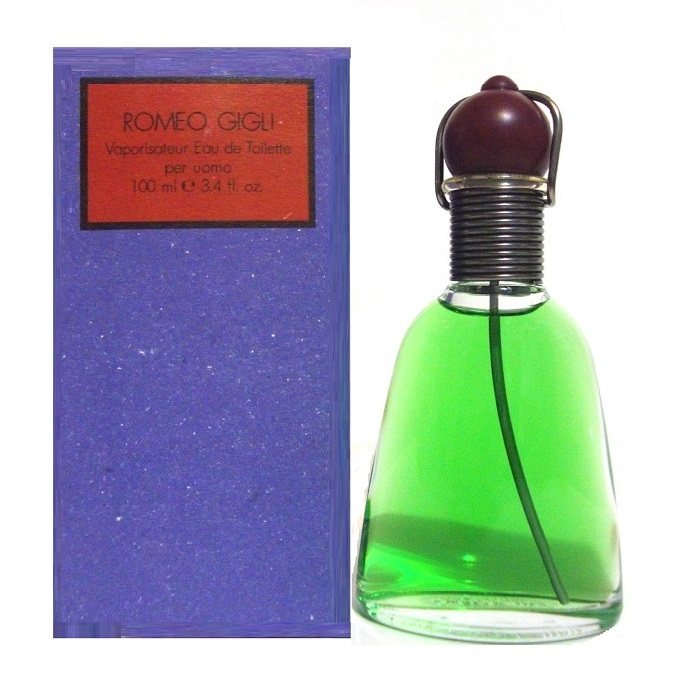 Romeo Gigli Cologne by Romeo Gigli 3.3oz Eau De Toilette spray for Men