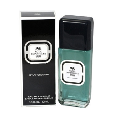 Royal Copenhagen Cologne by Royal Copenhagen 1.5oz Eau De Cologne spray for Men