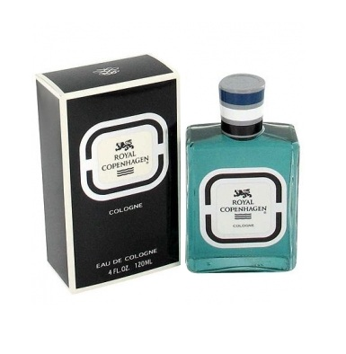 Royal Copenhagen Cologne by Royal Copenhagen 4.0oz Eau De Cologne splash for men
