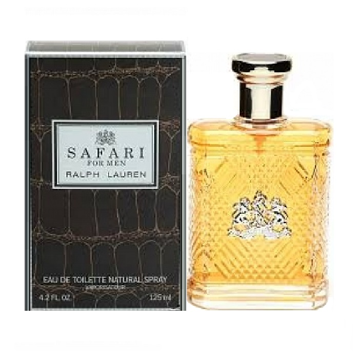 Safari Cologne by Ralph Lauren 4.2oz Eau De Toilette spray for men