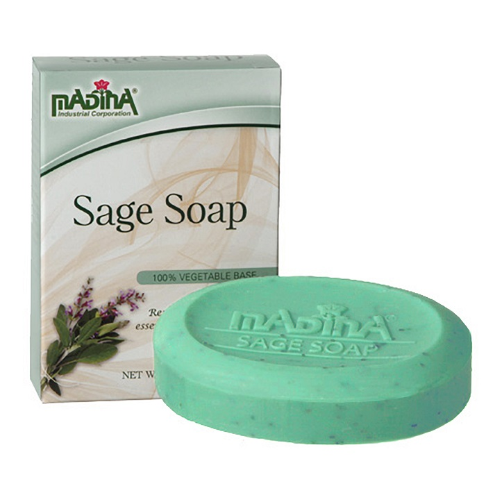Sage Soap - Pack of 6 pieces