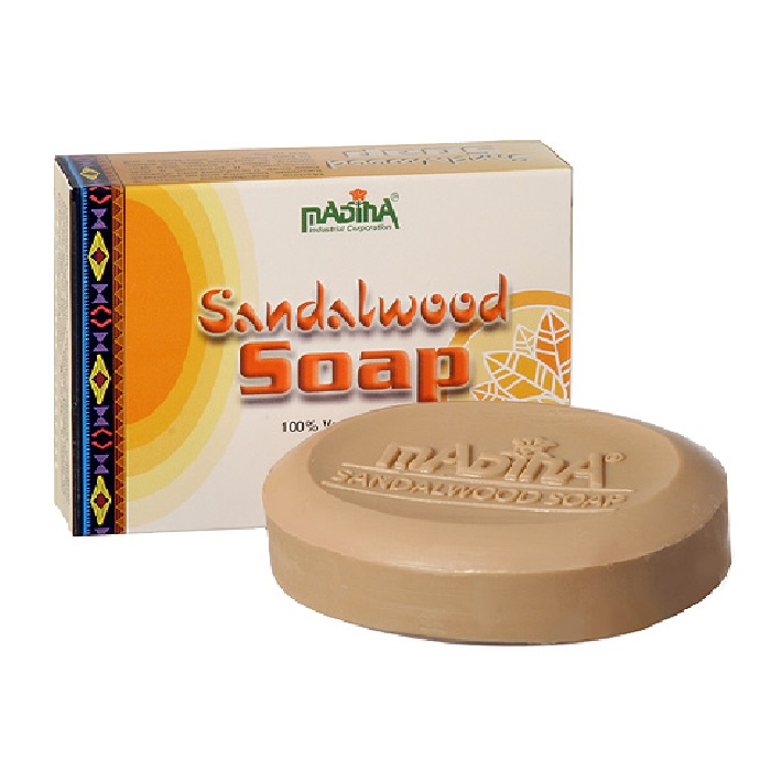 Sandalwood Soap - Pack of 6 pieces