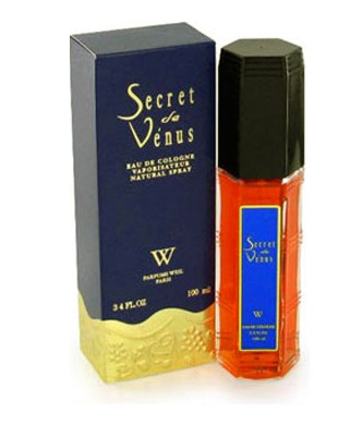 Secret de Venus Perfume by Weil Paris 3.4oz Eau De Cologne spray for Women