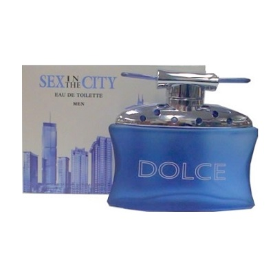 Sex in the city Dolce Cologne by Instyle 3.3oz Eau De Toilette spray for men