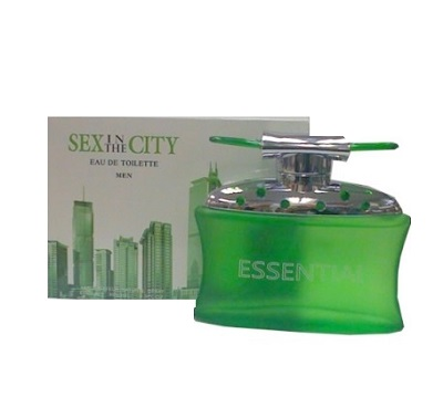 Sex in the city Essential Cologne by Instyle 3.3oz Eau De Toilette spray for men