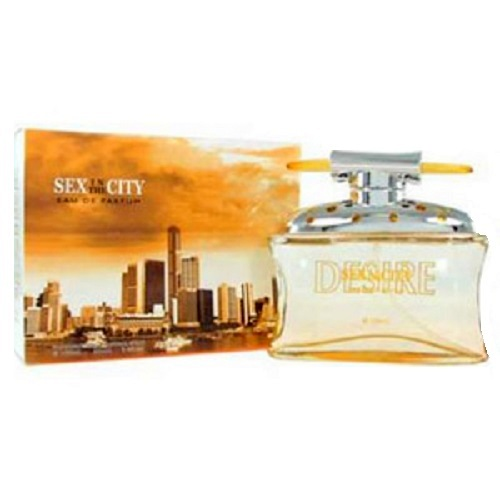 Sex in the City Desire Perfume by Instyle 3.4oz Eau De Perfume spray for Women